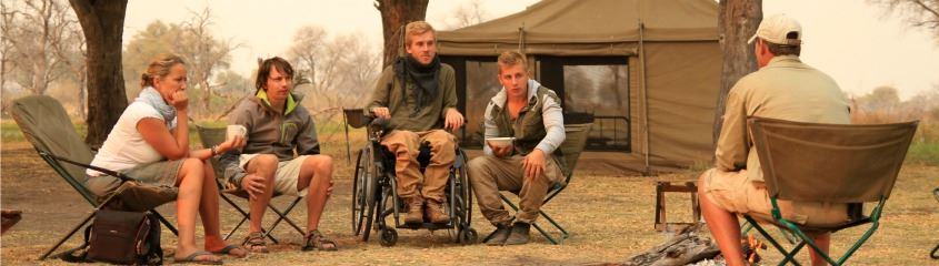 Disabled Wheelchair Safari Holidays Accessible Safaris South Africa Kenya