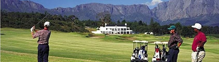 Golf Holidays in Cape Town South Africa Golfing Safari Vacations