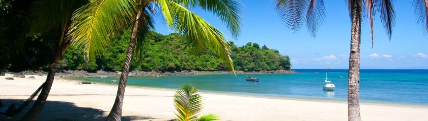 Panama Pacific Coast & Beach holidays - Coiba