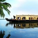 Photo Kerala Houseboat India Taj Mahal Rajasthan Golden Triangle