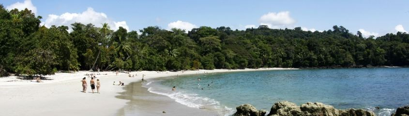 Manuel Antonio beach holidays - add to a Costa Rica wildlife itinerary