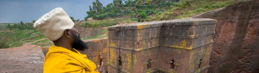 See incredible Lalibela on Ethiopia Holidays
