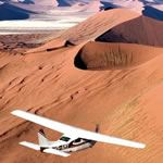 Photo Skeleton Coast Namibia Flying Safari Holiday Vacation