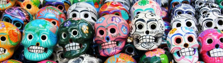 Oaxaca holidays and tours - Day of the Dead celebrations
