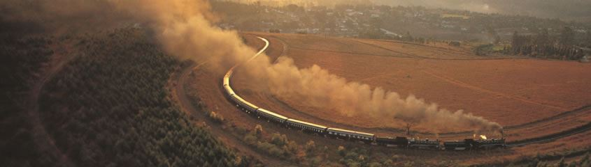 Rovos Rail & Blue Train South Africa - Luxury Trains Shongololo