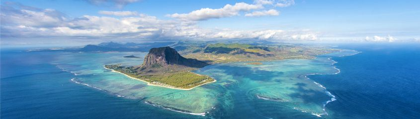 Mauritius Holidays, Mauritius Honeymoon and Mauritius Weddings - travel with 2by2 Holidays