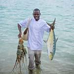 Photo Fishing Holiday Kenya Indian Ocean Marlin Sailfish Billfish