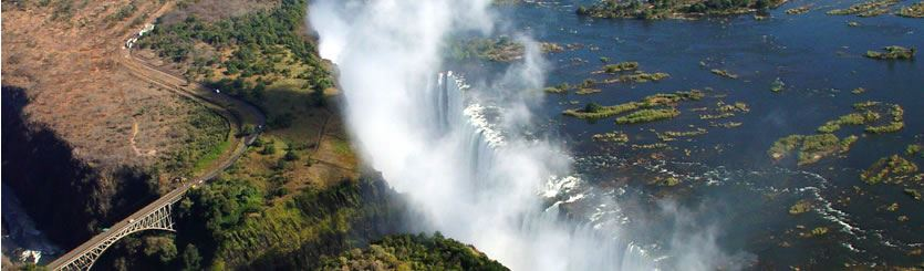 Victoria Falls Zimbabwe Holidays Zimbabwe Safari Holidays Vacations